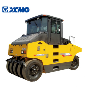 XCMG 16 ton XP163 self-propelled vibratory static road roller for sale