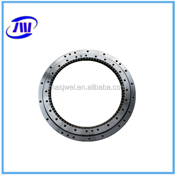 ZX210 ball bearing turntable price list for used mini excavator
