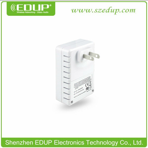 Hotselling EDUP 200Mbps wall Plug AV Mini Ethernet wifi bridge rj45 wireless adapter
