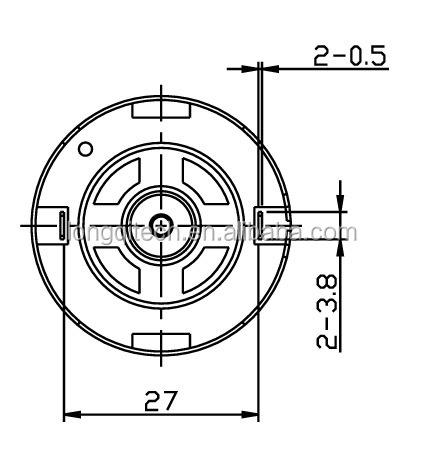Sg 545 12v Dc Motor 1 Nm