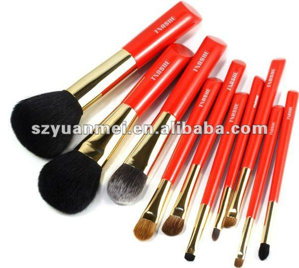 Professionele make-up borstel set cosmetische borstel set