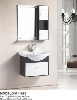 Top Quality Italian Design Simple Under Sink Bathroom Cabinet