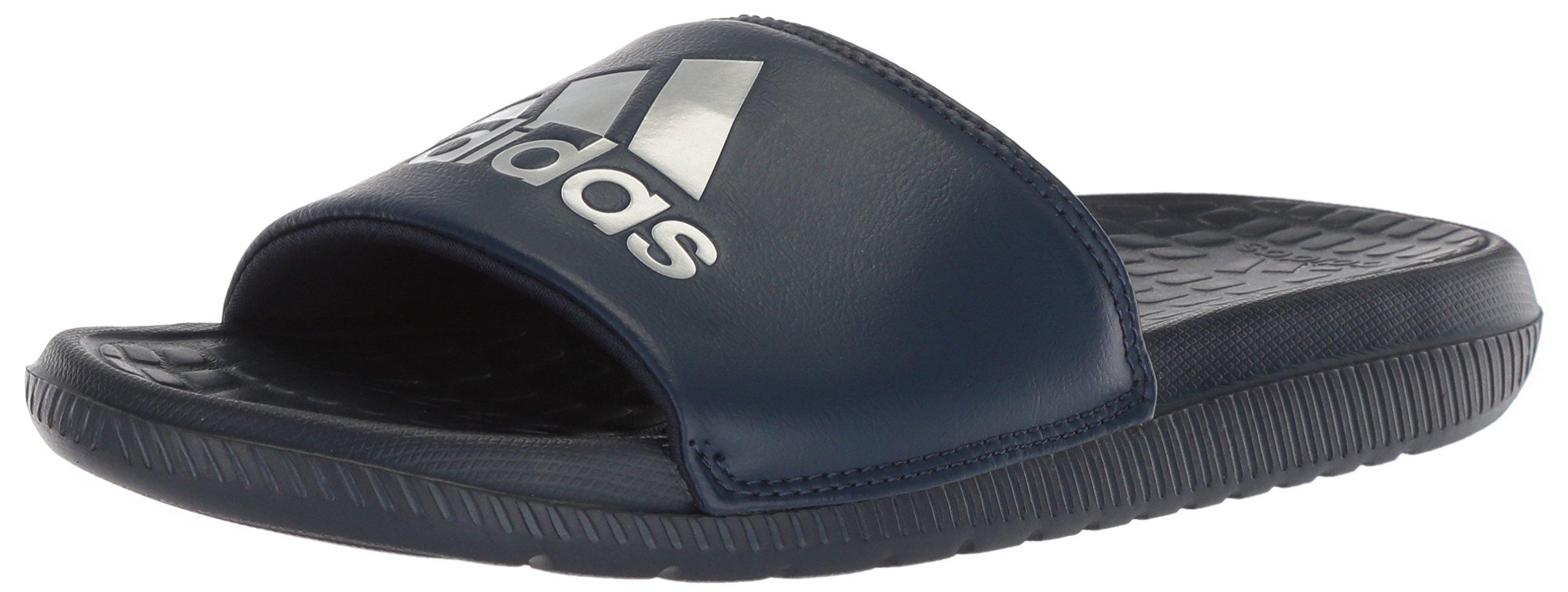 8a4d6a8d8900fc Get Quotations · adidas Men s Voloomix Slide Sandal