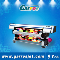 1800mm Belt Textile Printer With 2 Pieces Dx5 Print Head 1440dpi high resolution