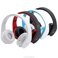 8252 Factory Wholesale Price Handsfree Headband telephone headset Wireless Bluetooth Headset For Mobile