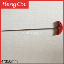Offset printing press spare parts, durable spanner for Heidelberg size 4*350, inner hexagon spanner