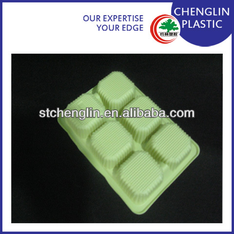 blister plastic tray cookie tray packaging