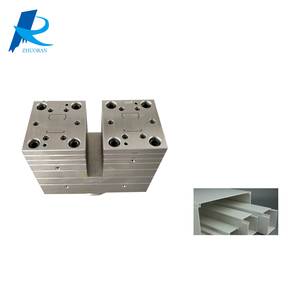 PVC Plastic Trunking and Cable Duct Extrusion Die Mold