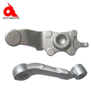 Cast iron forging and precision machining service