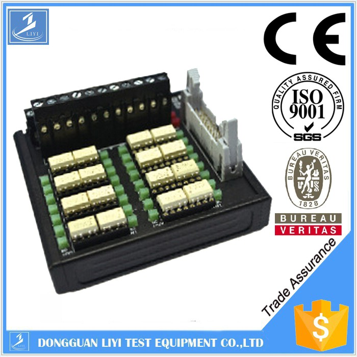Optocoupler Isolated Dc Solid State Relays Terminal Block Buy Dc