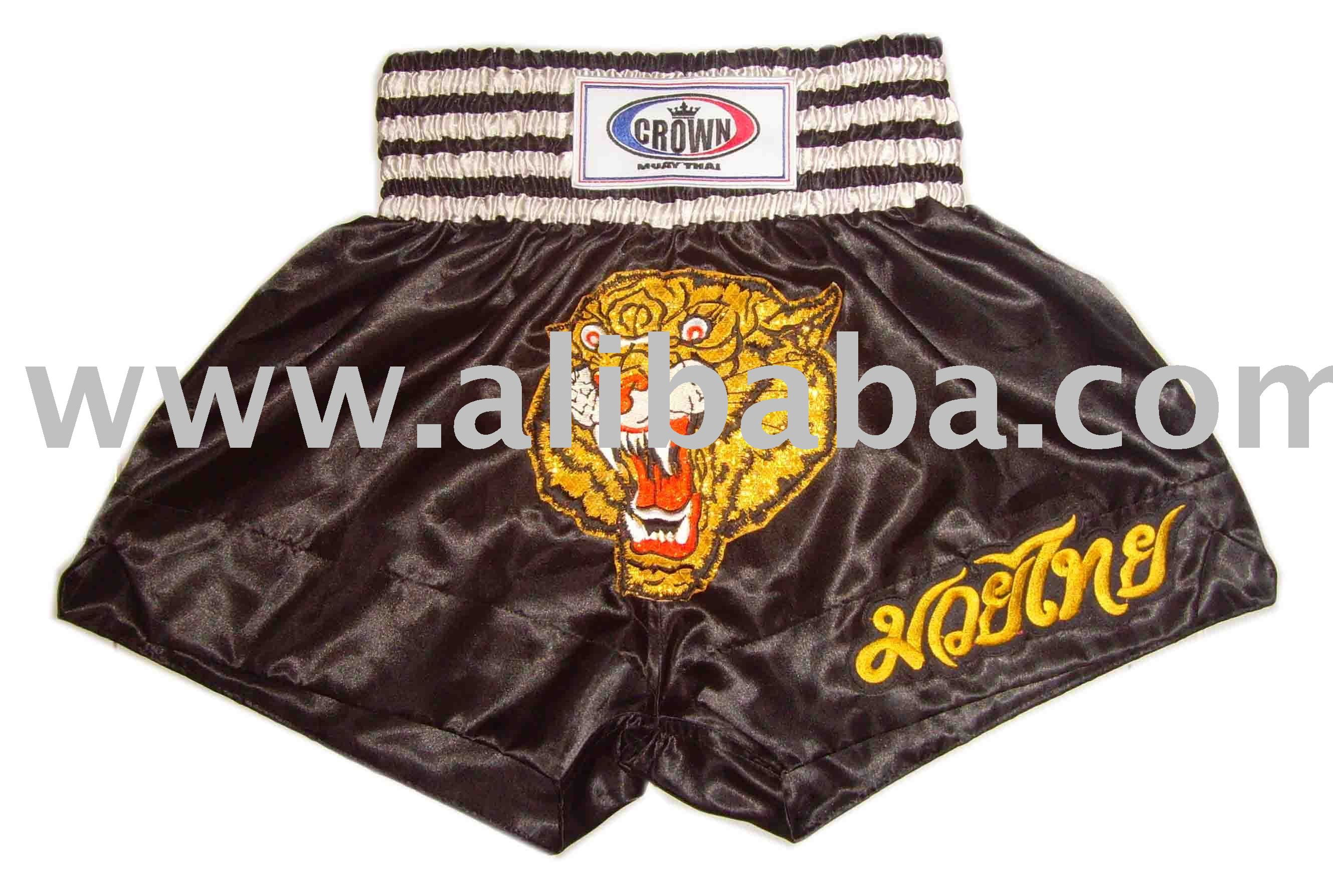 Muay Thai Shorts / Crown Tiger