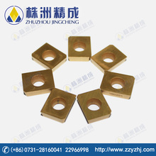 ZCCCT Cemented Carbide CNC Inserts Turning Insert XVEW1504 YBG201 cvd diamond