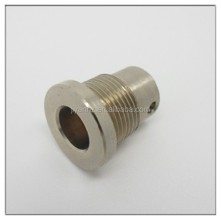 Stainless steel plastic small bushing cnc adjusting bushings inlay busher