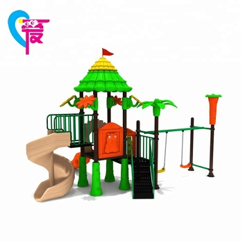 HC-9101 Kids Free For Preschool Soft Multifunctional Outdoor Playground Equipment For Sale
