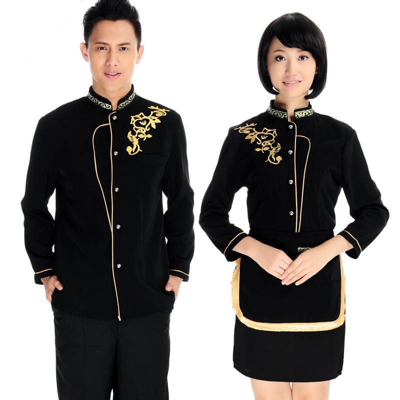 Asian Restaurant Uniforms 44