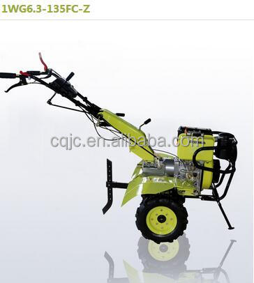 9 hp cultivation power tiller with attachments 1WG6.3-135FC-Z