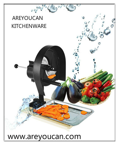 Multifunctional Manual food slicer/fruit chopper/ vegetable slicing machine with top quality