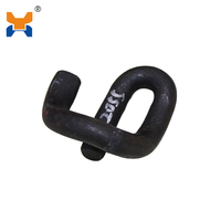 60Si2Mn Material Elastic rail clips E2055 Use For Railway Fastener