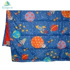 Premium 0.8-1mm glass beads OEM weighted blanket printed for adults kids