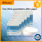 Lab [ Filter Paper Used ] Chemical Filter Paper Manufacturer 15cm Quantitative Filter Paper Used In The Laboratory School Chemical Plant