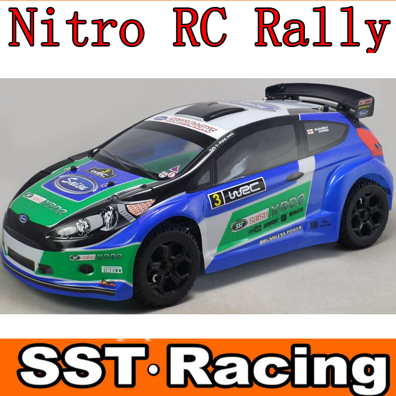 nitro gas rc car 1 9 scale full time 4wd on road rc rally car rc hobby manufacturer