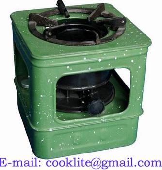 641 Dapur Minyak Tanah Kompor Fire Wheel Brand