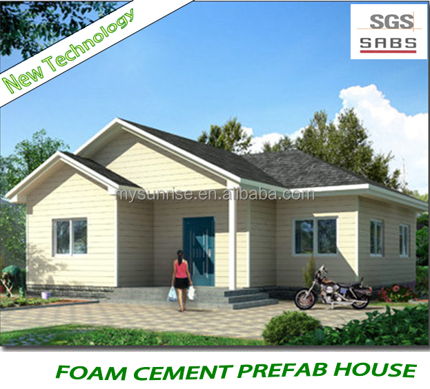 Low Cost Small 3 bedroom prefab modular home/ container modular house malaysia