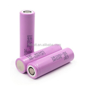 Original Sumsung battery INR18650 35E 3500mAh 3.6V 12.6Wh discharge current 10-15A for smart balance scooter & ebike