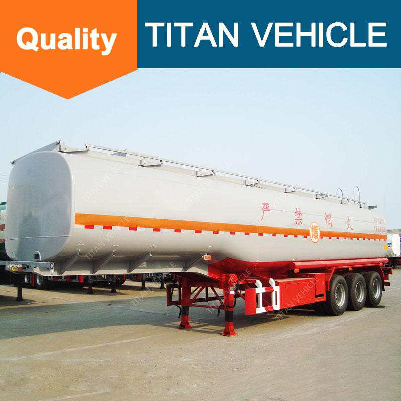 Tri-axle Fuel Tank Trailer,50,000 Litre Fuel Tanker