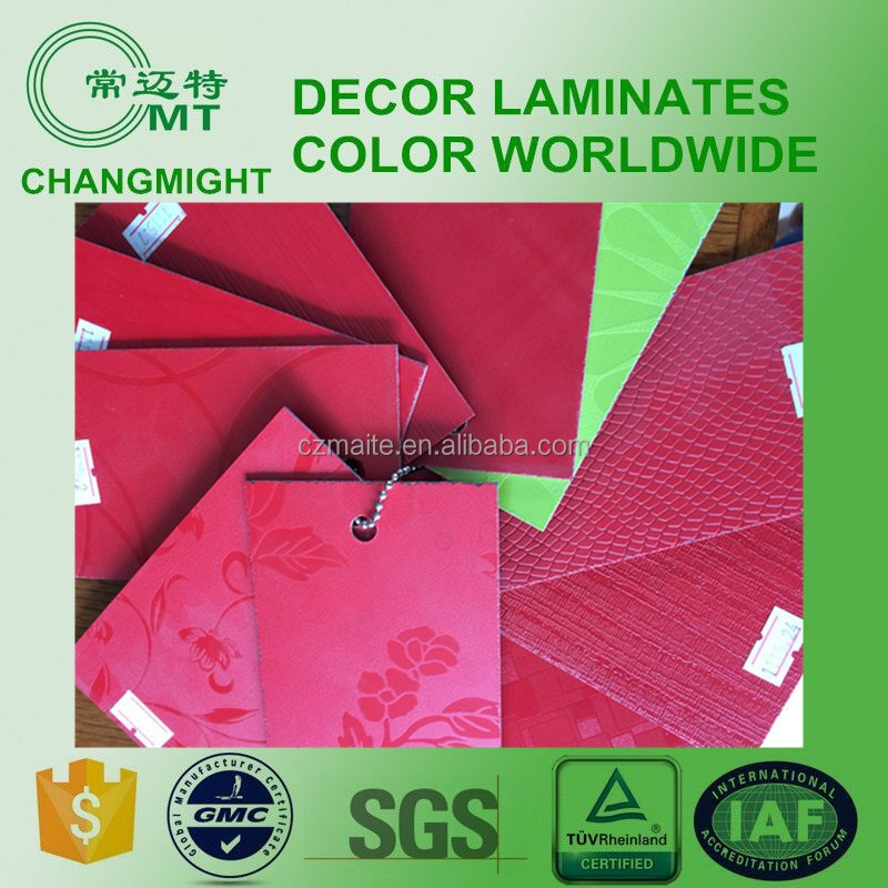 High glossy HPL board/formica sheets/High Pressure laminate