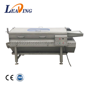 commercial auto ginger peeling machine
