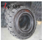 Chinese New Solid Forklift Tire (6.50-10 28X9-15)