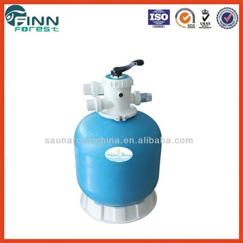 Rapid Sand Filter For Swimming Pool Water Filtration