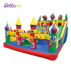 Inflatable Jumping Bouncy Castle, Inflatable Bouncer