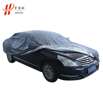 Convenient Fashionable Fully Waterproof Car Sun Cover