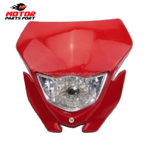 Motorcycle Accessories new off - road headlight with fairing for Kawasaki