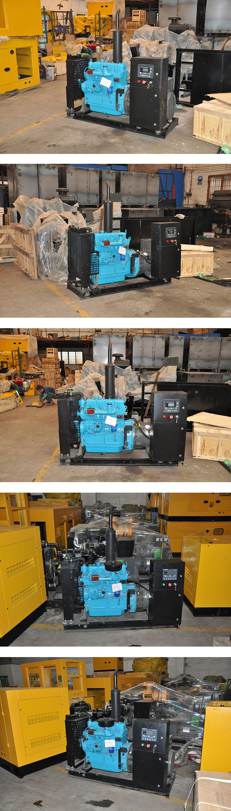 High Quality China Factory Price 30kw Diesel Generator For Sale