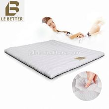 Alibaba Certified Top Supplier memory foam topper/mattress