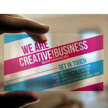 Wholesale Customized Printed Pvc Business Calling Cards Buy