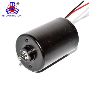 ETONM ET-DCM36BL 6 volt 12 volt brushless motor for sale 6000rpm 12v bldc