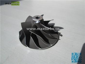 K03/k04 Compressor Wheel 5303-970-0096 / 53039700096 / 5303-988-0096 /  53039880096 For Kkk Turbocharger - Buy 5303-970-0096 / 53039700096 /