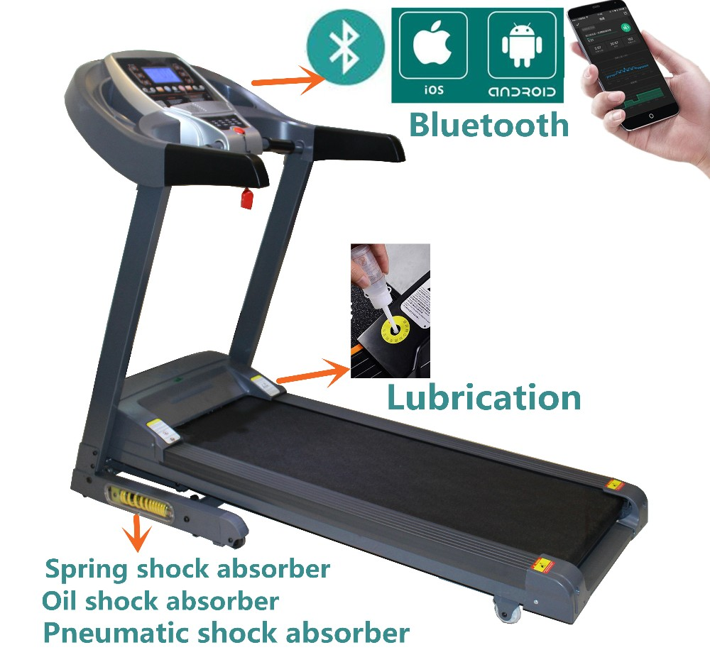 Hot Sale Yeejoo Cheap Small Home Electric Treadmill Buy - Small treadmill for home