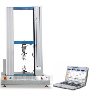 Tester Test Electronic Universal Price Cable Bend Astm Standard Fabric Tensile Strength Testing Machine