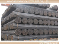 welded iron pipe round hollow sections