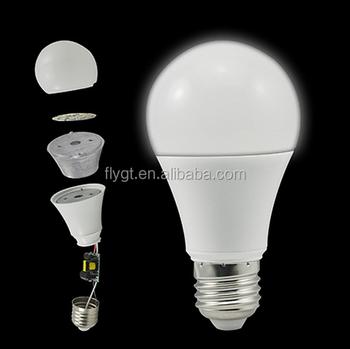 China Led Bulb 5w 7w 9w 12w 15w A60 Led Light Bulb Skd With Ce ...