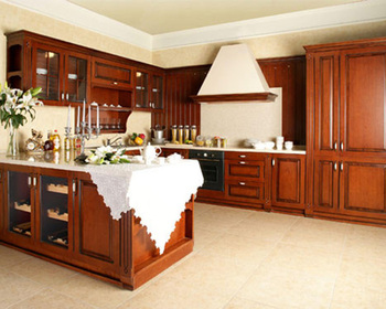 American Modern Solid Wood Insert Kitchen Cabinets For Custom Buy