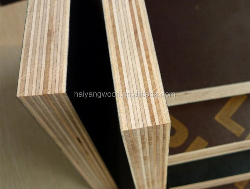 Waterproof material for construction from linyi professional factory of plywood