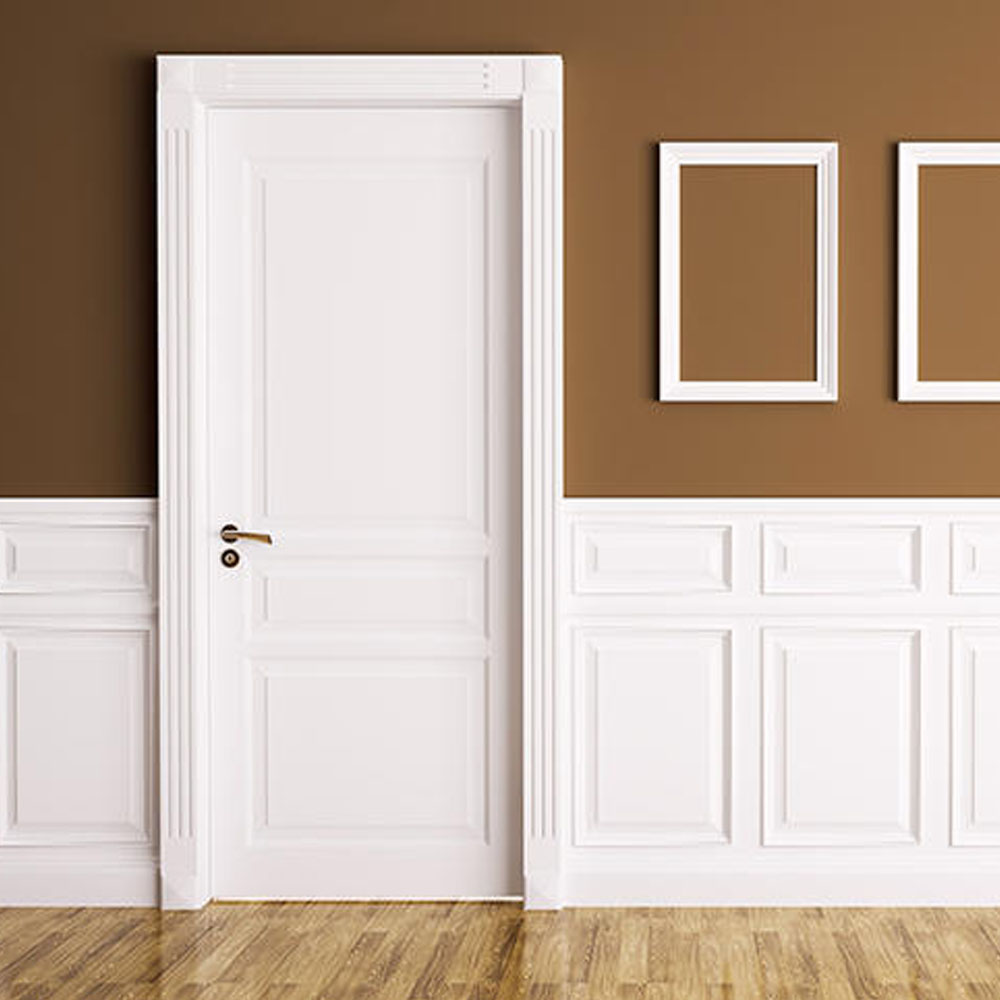 Easy To Assemble Bifold Fire Rated Interior Doors