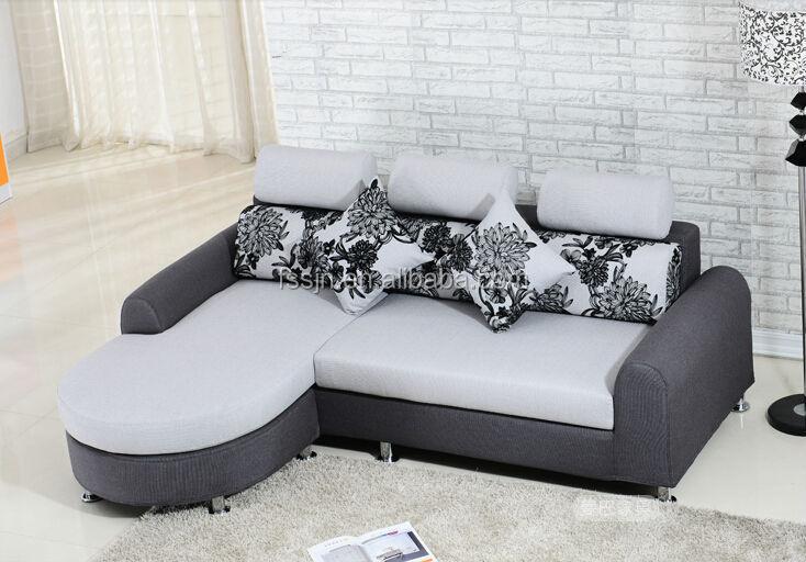 2014 Latest Sofa Design Living Room H9912 View