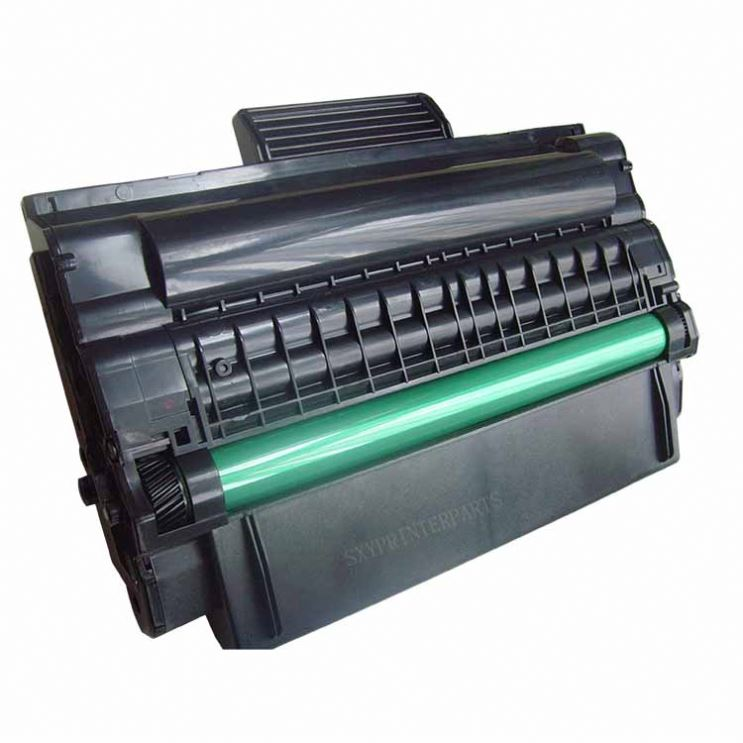 WORLDS OF CARTRIDGES Compatible Toner Cartridge Replacement for Sharp MX-C30NTB C250 // C300 // C301 for Use in MX Black